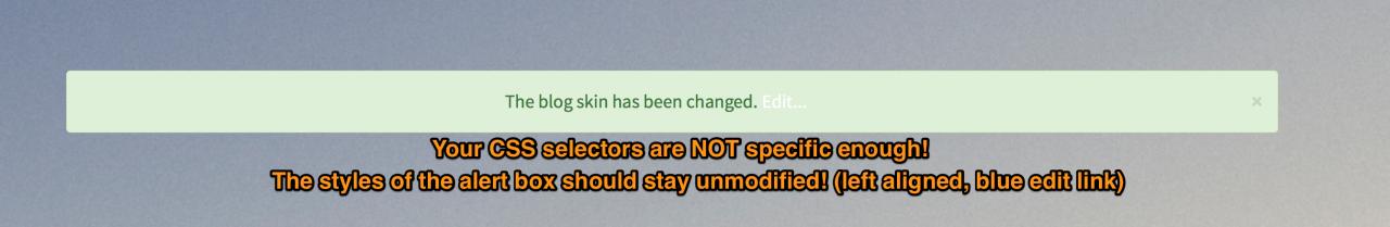 Skin Quality Control