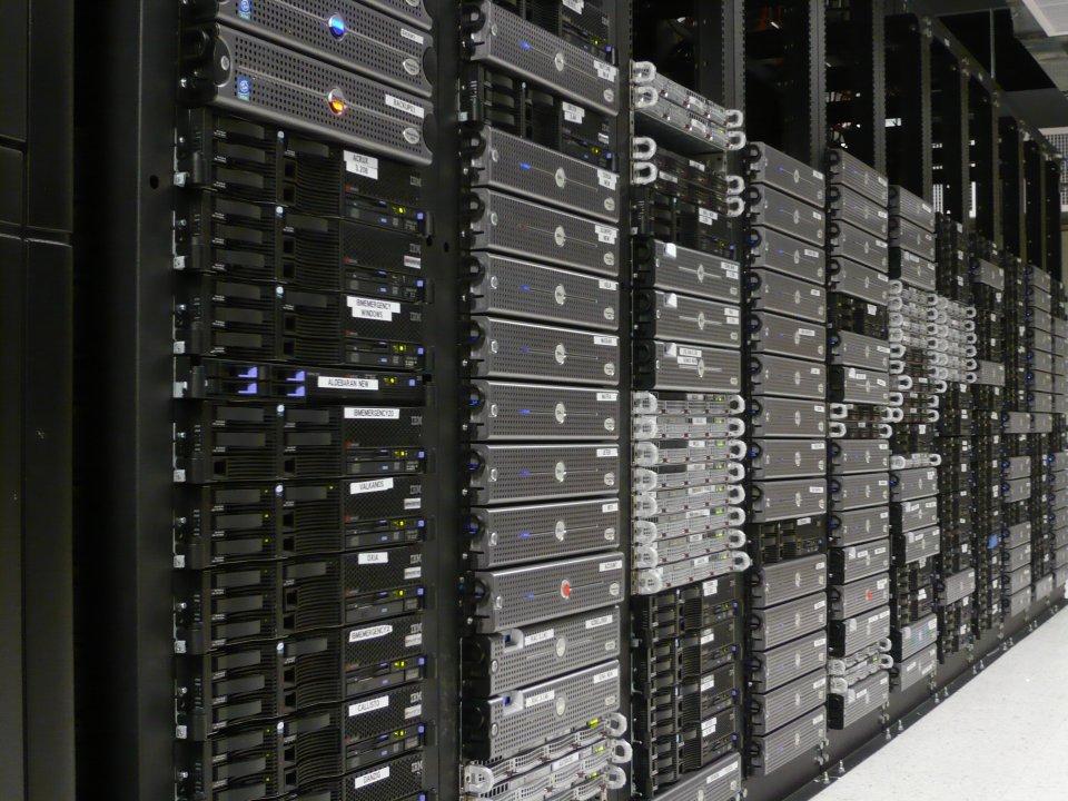 LunarPages Data Center