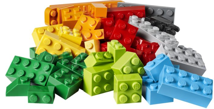 Digital Building Blocks, like Lego® Bricks