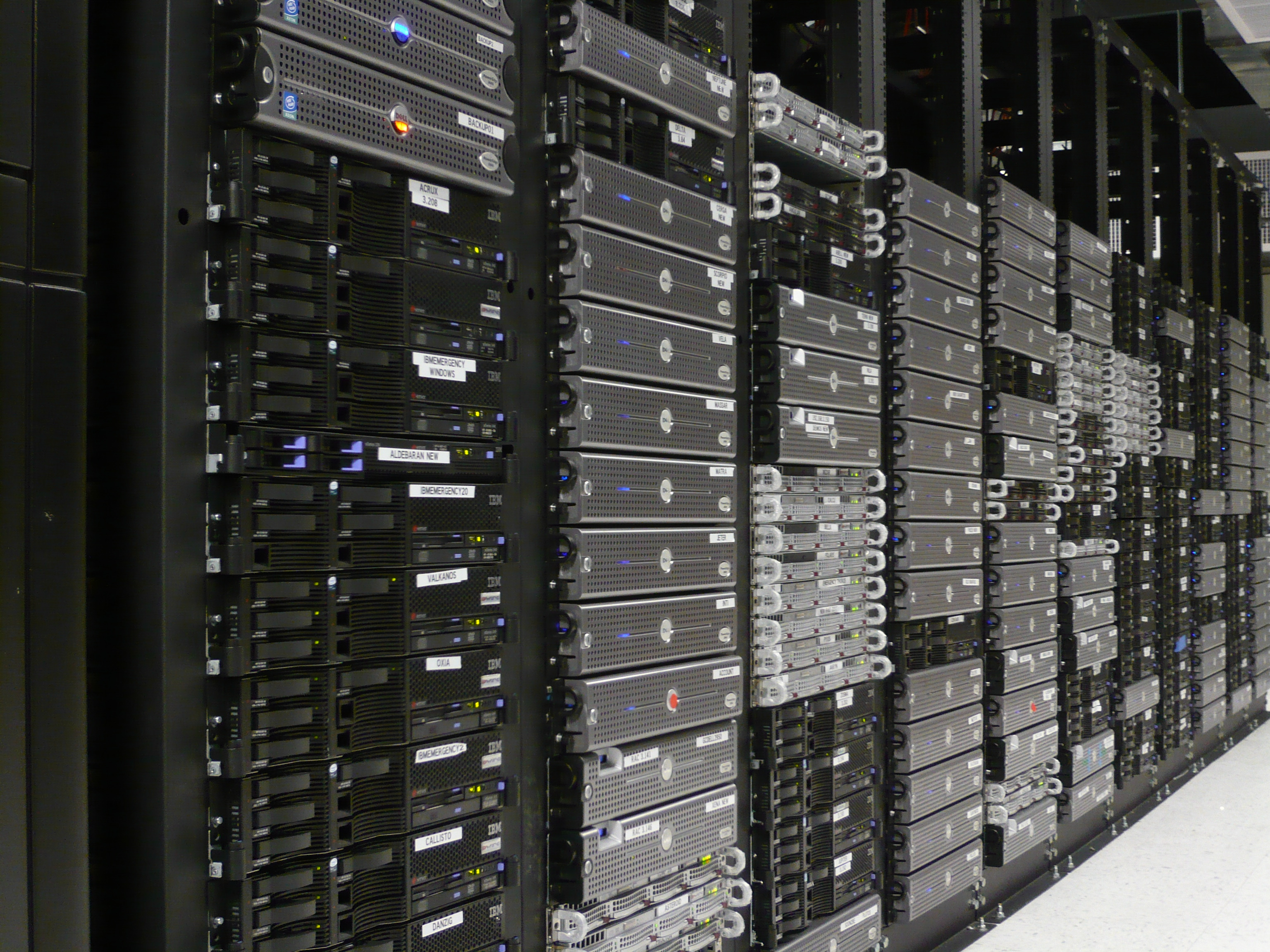 Chicago dedicated server hosting l